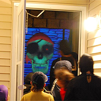 Photo for Brent's Front Door Haunt